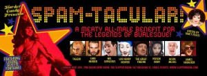 SPAM-tacular: A Meaty ALL MALE Revue! @ The Slipper Room | New York | New York | United States