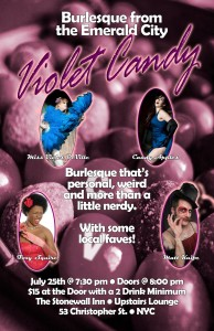 Violet Candy @ The Stonewall Inn  | New York | New York | United States