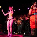 Broadway Brassy & Sapphire Jones with Outer Borough Brass Band