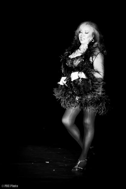 Kitten Natividad Burlesque