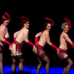 Chicago Starlets, Burlesque Hall of Fame 2012