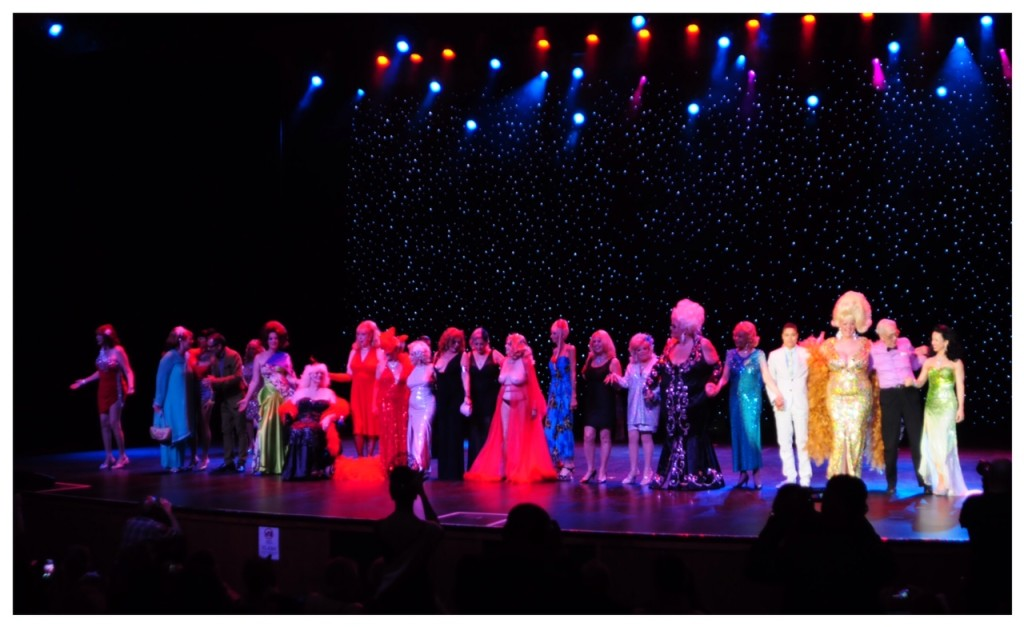 2014 Burlesque Hall of Fame Legends