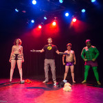 The Avengers at Whedonesque Burlesque: Burlesque Inspired by the Works of Joss Whedon