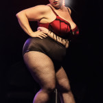 A Platinum Production performing at the 2014 Toronto Burlesque Festival Day 3