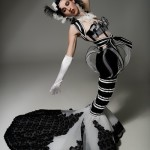 Australian burlesque performer Adora Derriere