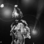 Audrey Ivory performing at the Toronto burlesque festival show, Girlesque 2015, the Sunday show.
