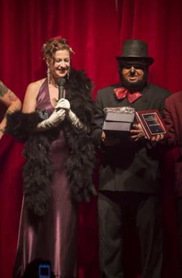 Toronto Burlesque Festival Award Ceremony
