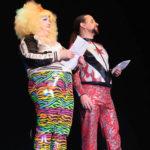 Blanche DeBris and Jonny Porkpie