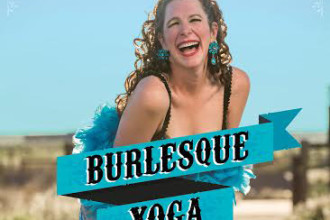 Book cover of Burlesque, Yoga, Sex and Love, by Anne Key