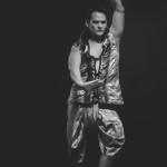 Bazooka Joe performing at the Toronto Burlesque Festival Teaser show, Bombshell
