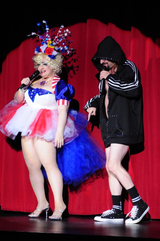Blanche Debris & Jonny Porkpie