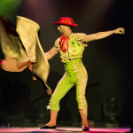 Bobby Barnaby performing at the 2016 Toronto Burlesque Festival Saturday night early show, the Glam-A-Ganza, at the Virgin Mobile Mod Club.