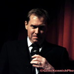 Brad Lawrence performing at Hotsy Totsy Burlesque Tribute to Downton Abbey.