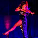 Brandi Wine performing at Vermont Burlesque Festival 2016 Saturday Night Extravaganza.