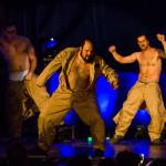 Brazen Balls performing at Vermont Burlesque Festival 2016 Saturday Night Extravaganza.