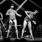 Boylesque TO performing at the 2016 Toronto Burlesque Festival Thursday night show, Mixed Nuts, at the Virgin Mobile Mod Club.