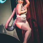 Charlie Quinn performing at Peepshow Go: A Pokemon Burlesque Tribute, The Great Hall, Toronto.