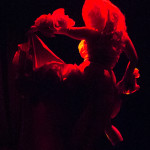 Cheeky Lane performing at The 3rd Annual Asian Burlesque Spectacular at Drom NYC.