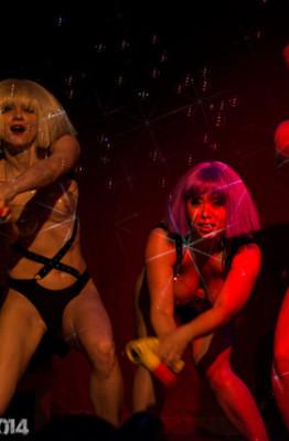 Cuchi-Crawler Productions: Crazy Pants Cabaret - 01