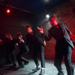 DD7 in Thunderballs: A James Bond Boylesque by Gorilla Tango Theater in Chicago.
