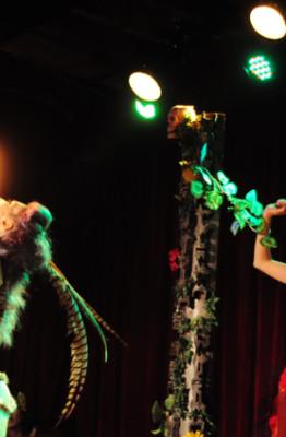 Wasabassco Burlesque's Kong