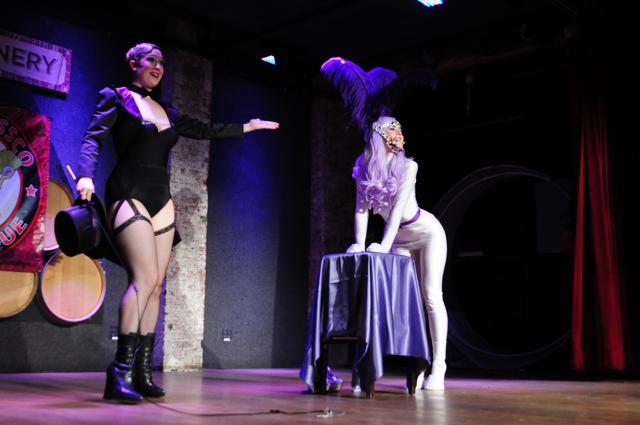Wasabassco Burlesque 8th Anniversary Extravaganza Night 1
