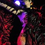 Burlesque Dancer Dannie Diesel