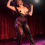 Darlinda Just Darlinda performing at the 2014 New York Burlesque Festival