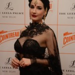 Dita Von Teese at Be Contreauversial party in New Delhi, India, 2012