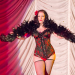 Dot Mitzvah performing at the 2015 Great Burlesque Exposition 9, The Main Event.