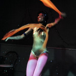 Fem Appeal performing at the Hollaback Girls Benefit Burlesque Show