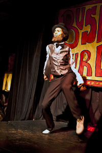Fem Appeal performing at Bushwick Burlesque 4 year anniversary show at Bizarre Bushwick