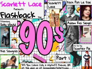 Flashback the 90's Part 1 @ The Cobra Club | Piscataway Township | New Jersey | United States