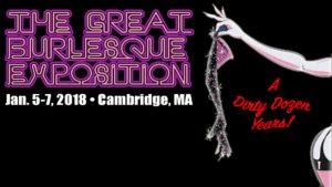 The Great Burlesque Exposition @ Hyatt Regency Hotel | Cambridge | Massachusetts | United States