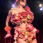Gigi Bonbon performing at the 2014 New York Burlesque Festival
