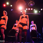 Green Mountain Cabaret performing at the Vermont Burlesque Festival 2016 Thursday night show.