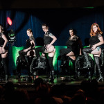 Green Mountain Cabaret performing at Vermont Burlesque Festival 2016 Saturday Night Extravaganza.