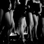 Burlesque on Broadway at Lannie's Clocktower Cabaret in Denver, Colorado.