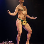 James and the Giant Pasty performing at the 2014 Toronto Burlesque Festival Day 2