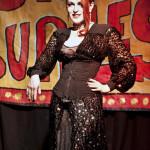 Jo Boobs performing at Bushwick Burlesque 4 year anniversary show at Bizarre Bushwick