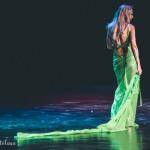 Julie Mist onstage for the 2015 Burlesque Hall of Fame Weekend Legends of Burlesque Walk of Fame.