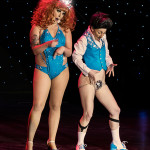 Kitten-N-Lou performing at the 2014 Burlesque Hall of Fame Tournament of Tease