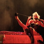 Kitten deVille performing at the 2014 Toronto Burlesque Festival Day 2