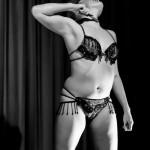 Knox Harter performing at the Toronto Burlesque Festival 2014 Day 1
