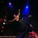 Leo Teo performing at Hotsy Totsy Burlesque Tribute to Downton Abbey.