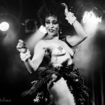 Maine Attraction performing at the 2015 New York Burlesque Festival Saturday Night Spectacular at B.B. King Blues Club.