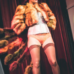 Maria Juana performing at Peepshow Go: A Pokemon Burlesque Tribute, The Great Hall, Toronto.