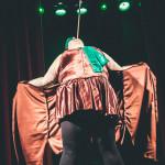 Mescaline van GoGo performing at Jinkies! A Hanna Barbera Burlesque Tribute, Toronto.