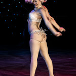 Missy Lisa performing in the Burlesque Hall of Fame 2014 Tournament of Tease Debut Category
