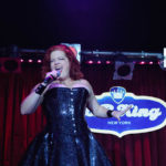 Cora Vette performing at The 2017 New York Burlesque Festival Saturday night show at BB Kings.